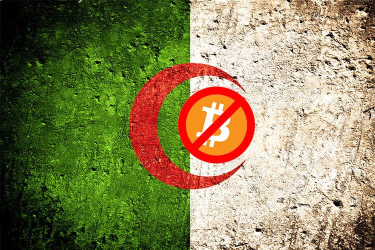Алжир может запретить использование криптовалют