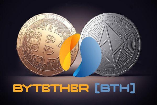 Встречайте в ноябре новый Биткоин: Bytether (BTH)