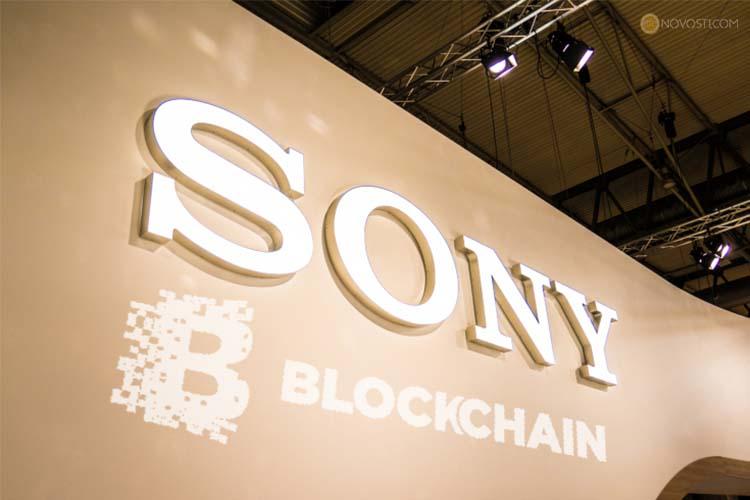 Sony разрабатывает платформу аутентификации на базе Blockchain