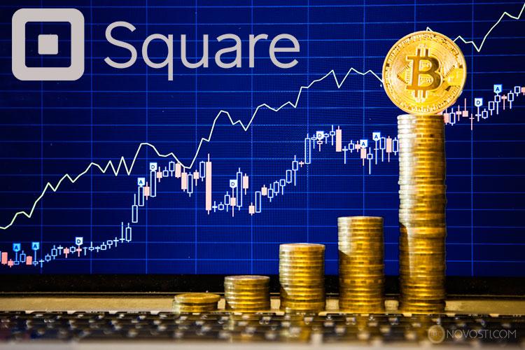 Биткоин достиг значения $7000 благодаря Square