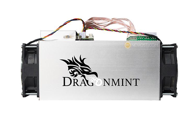 Новый конкурент Bitmain Antminer: HalongMining представили ASIC DragonMint 16T