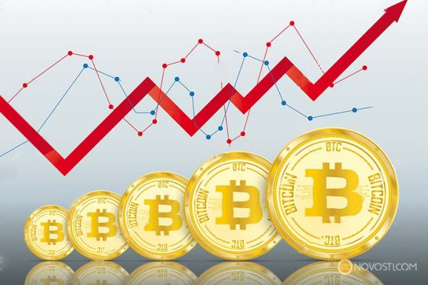 Цена Биткоин всего за сутки выросла более чем на $1000 и превысила $11000