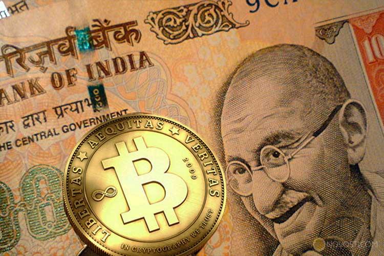 Налоговый департамент Индии собирает данные о пользователях криптовалютных бирж