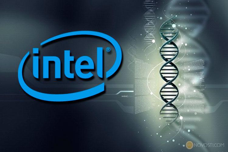 Intel планирует использовать «Blockchain Mining» в генетическом секвенировании