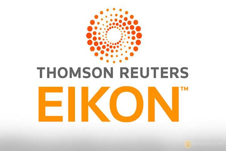 Thomson Reuters Corporation внедряет поддержку Bitcoin Cash на своей платформе Eikon
