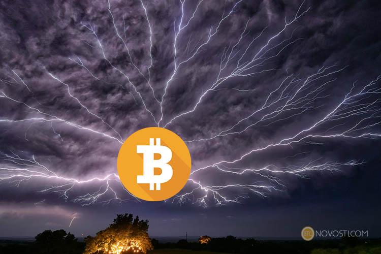 Bitrefill запускает успешную проверку транзакции Lightning