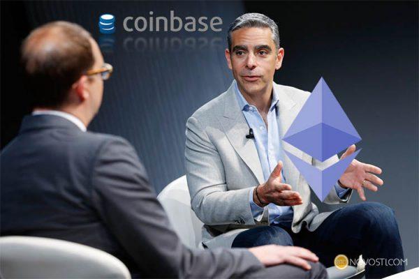 Coinbase снова в сети, но останавливает транзакции ETH и LTC, в то время как ее команда присоединилась к бывшему президенту PayPal