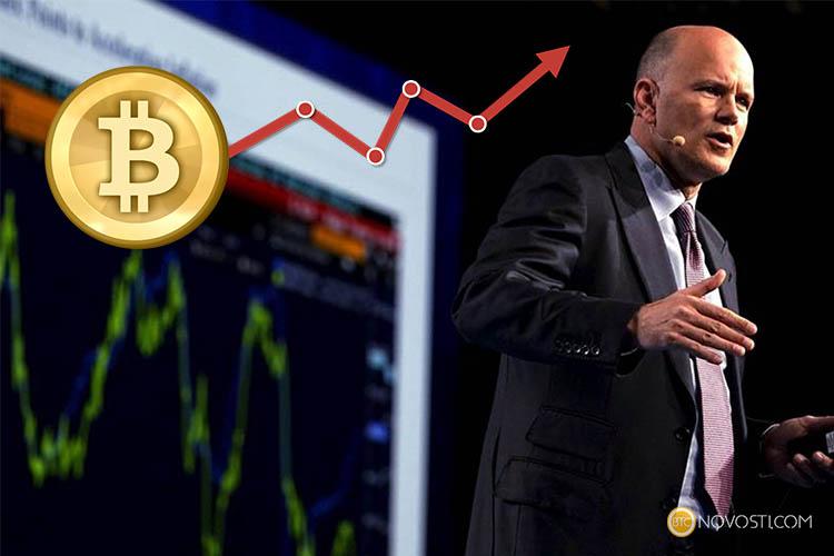 Майк Новограц отложил запуск криптовалютного хедж-фонда из-за цены Бикткоина