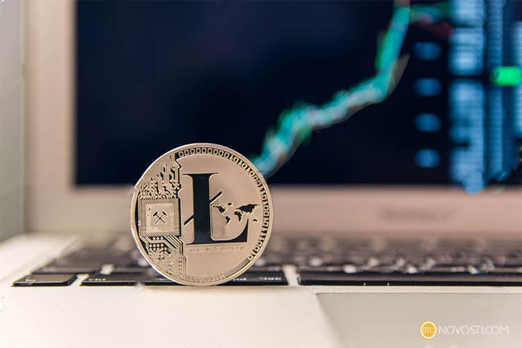 Цена Litecoin превысила рекордные $170 на фоне новостей от Bitrefill