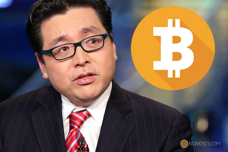 Том Ли прикупил биткоинов во время коррекции цены