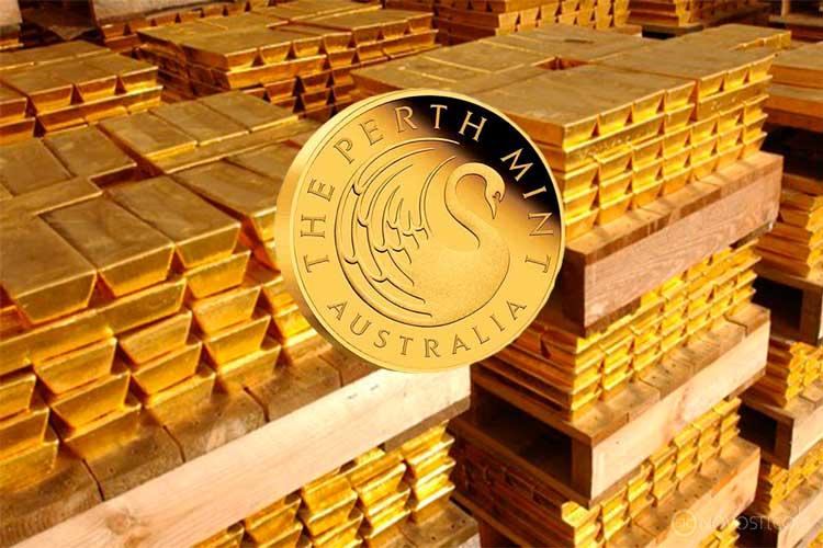 Пертский монетный двор разрабатывает криптовалюту поддерживаемую золотом