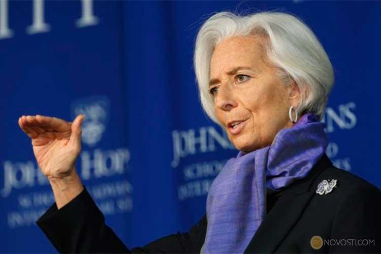 """Кристин Лагард из МВФ утверждает, что биткоин майнинг """"энергетически агрессивная"""" промышленность"""