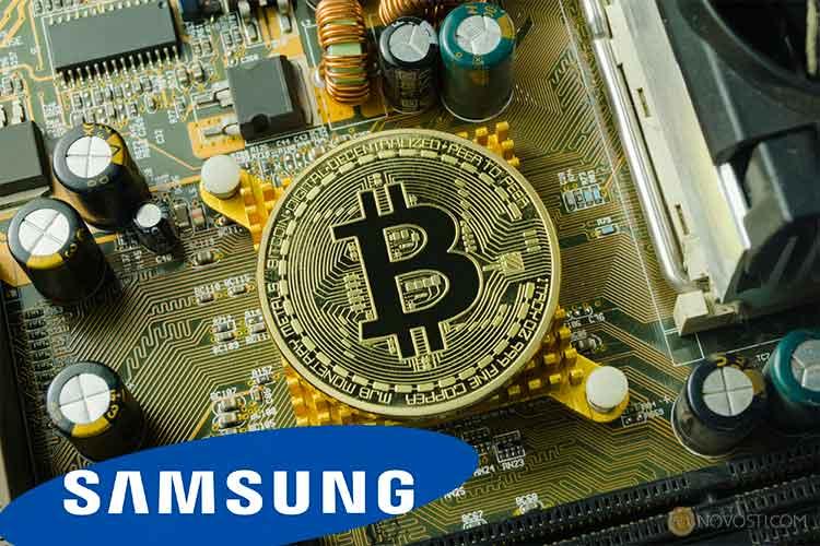 Samsung начинает производство чипов ASIC для биткоин майнинга