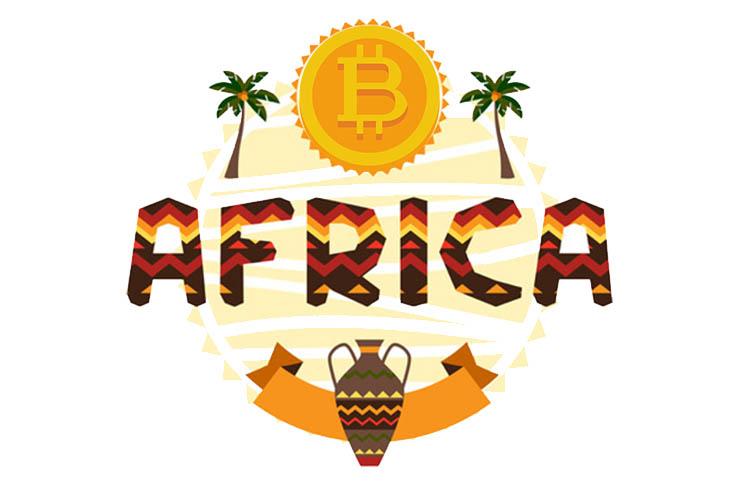 Биткоин становится очень популярным в Африке