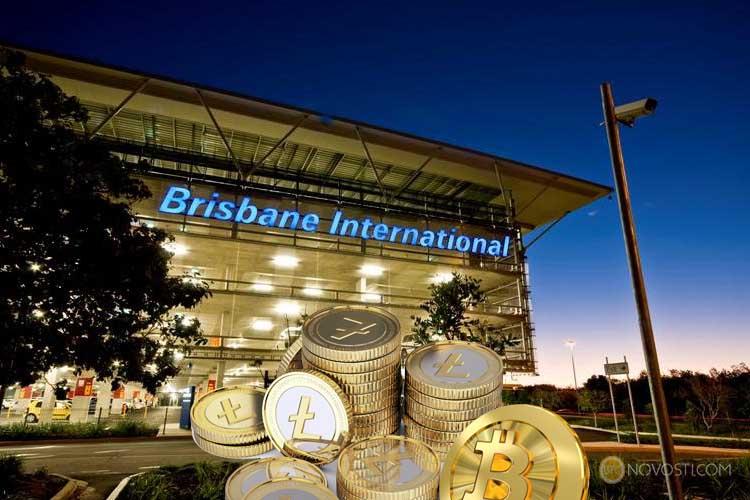 Первый в мире криптовалютный аэропорт в Брисбене