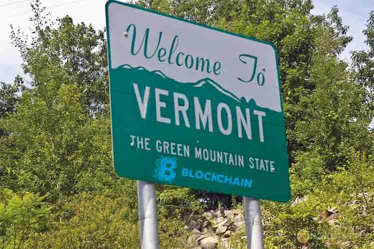 Штат Вермонт нацелен на то, чтобы привлечь в блокчейн бизнес и учебу