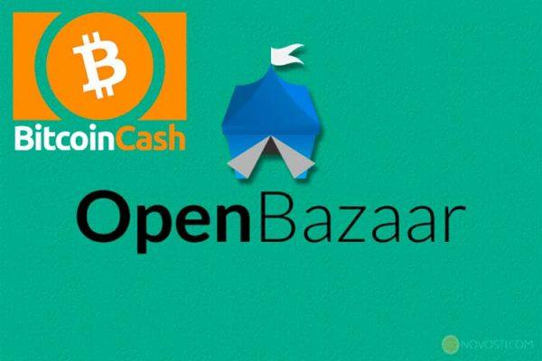 Децентрализованный рынок OpenBazaar добавил поддержку bitcoin cash