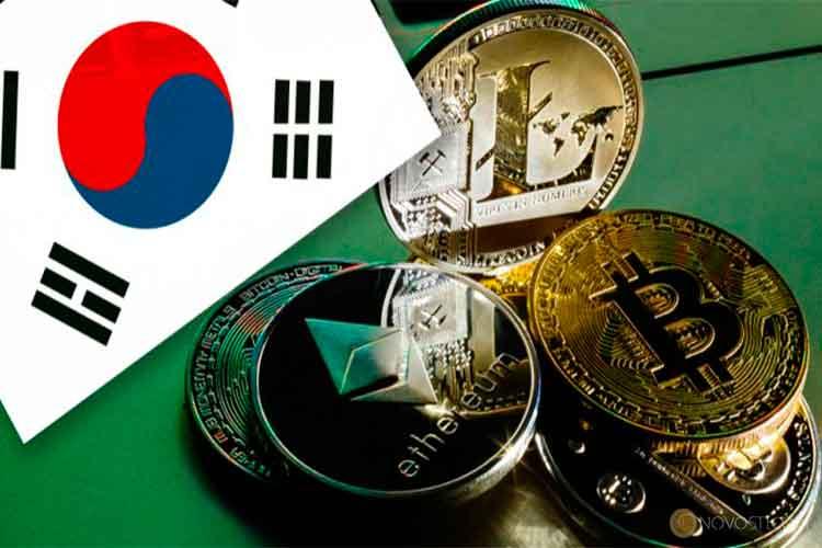 Правительство Южной Кореи дает зеленый свет криптовалютным торгам