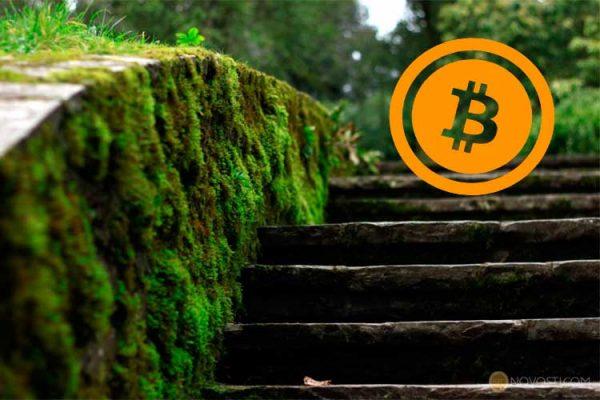 Курс биткоина нацелен на рост выше 10 000$