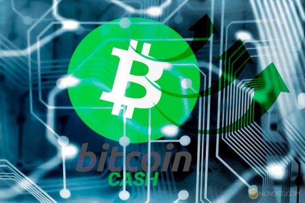 Курс Bitcoin Cash демонстрирует рост до $1500