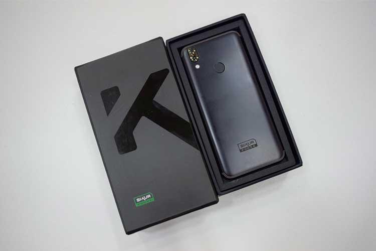 Новый смартфон SIKURPhone нацеленный на криптозащиту