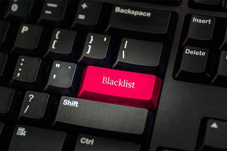 Франция публикует черный список криптовалют