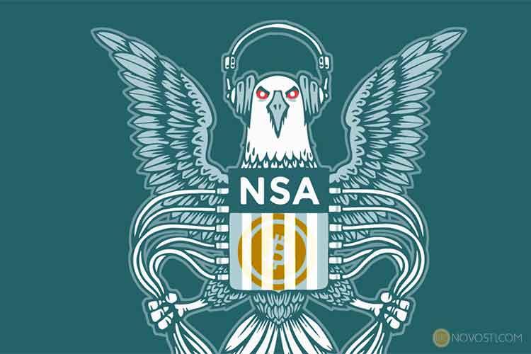 Агентство национальной безопасности США наблюдает за пользователями биткоинов по всему миру
