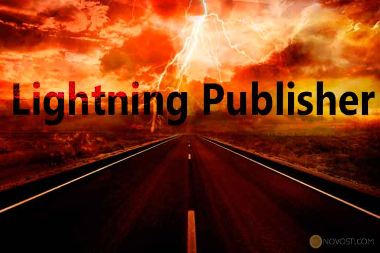 "Lightning запускает плагин для WordPress ""Lightning Publisher"""