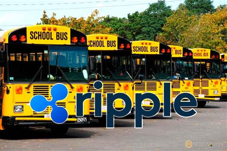 Ripple пожертвовала 29 миллионов долларов США в поддержку государственных школ в Соединенных Штатах