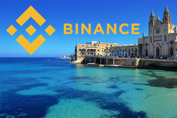 Binance планирует открыть офис на Мальте