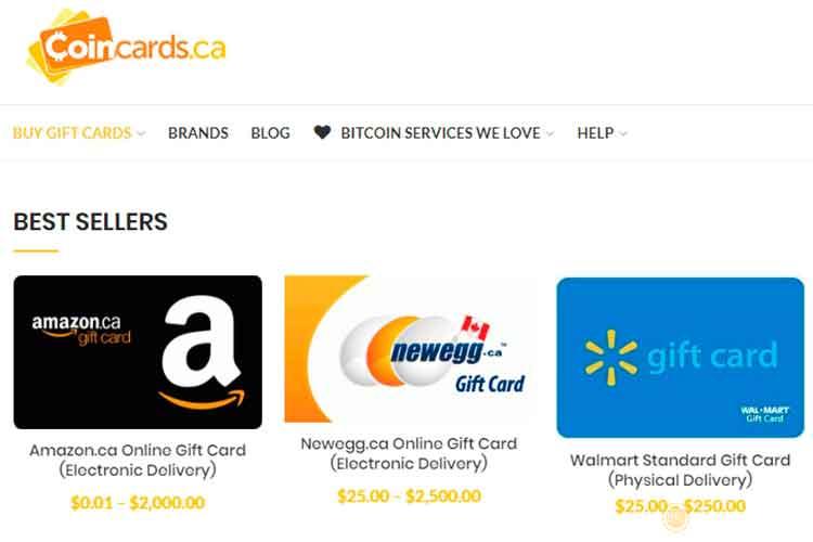 Мгновенные платежи Bitcoin Lightning Network теперь доступны на Amazon, благодаря Coincards