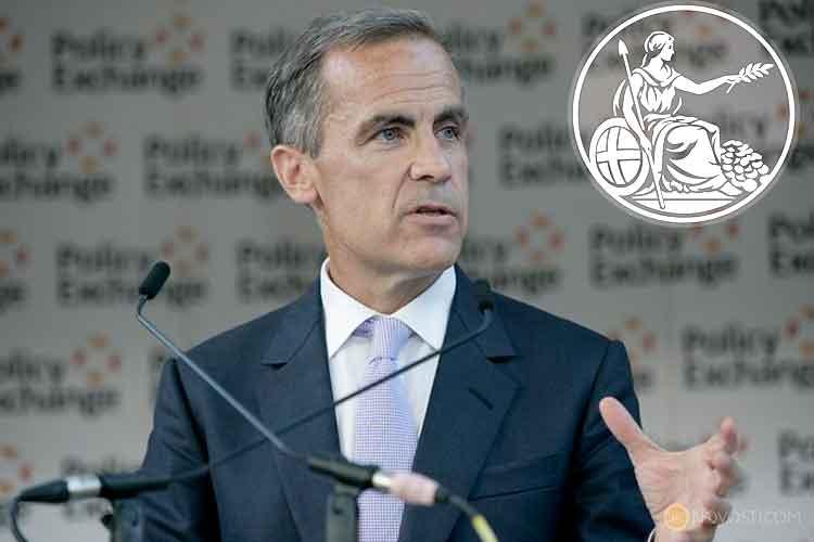 Управляющий банка Англии заявляет, что криптовалюты в нынешнем состоянии не представляют угрозы