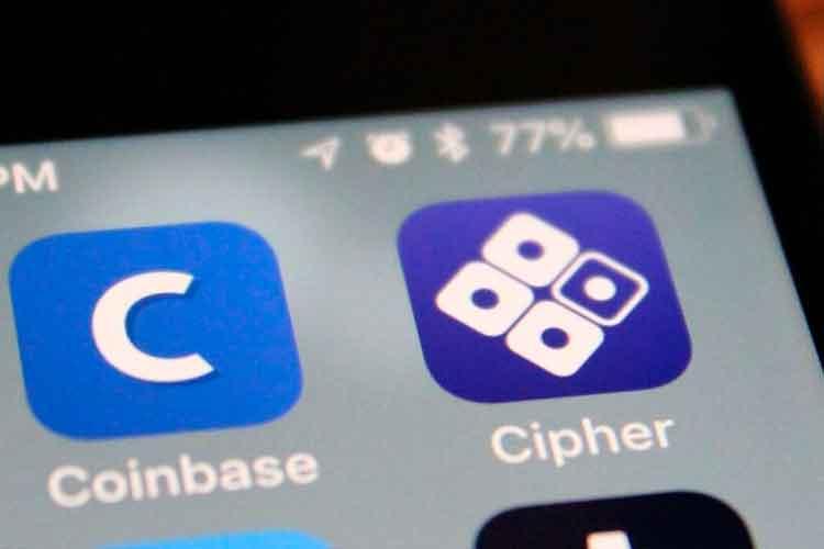 Coinbase приобретает очередного конкурента, компанию Cipher