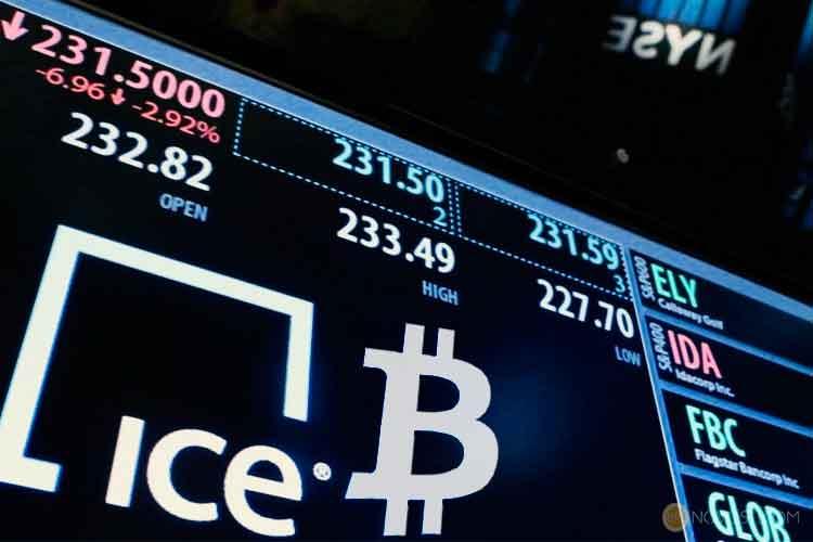 Нью-Йорская фондовая биржа планирует запуск фьючерсов на биткоин