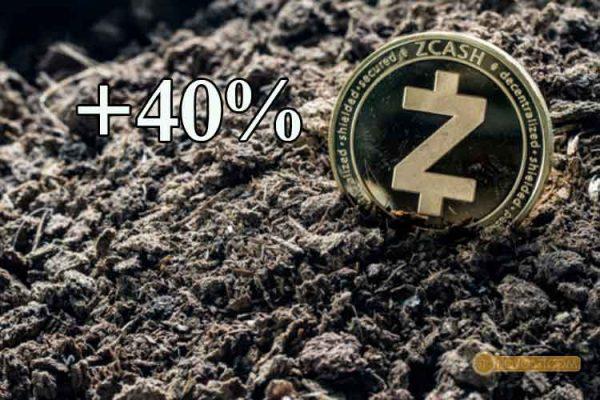 Gemini добавляет Zcash на свою платформу, провоцируя рост курса на 40%
