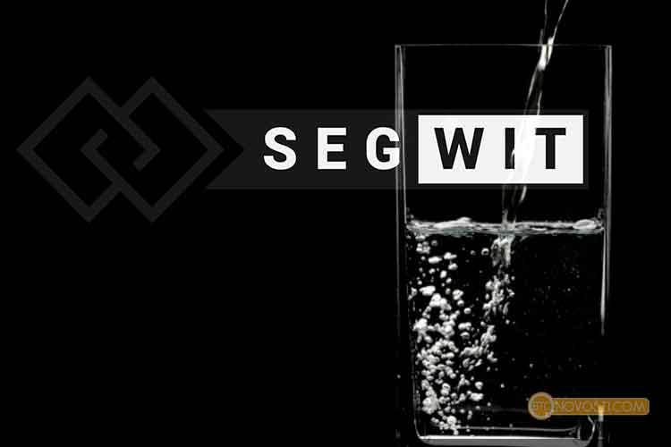 SegWit теперь включает 40% всех биткоин транзакций