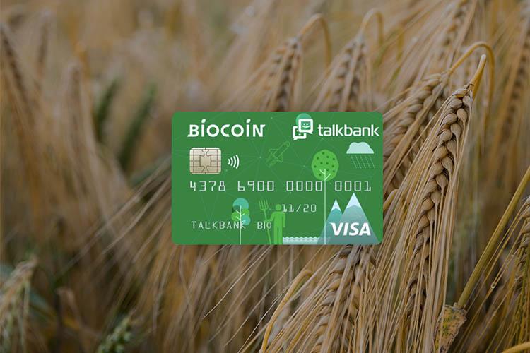 BioCoin и Talkbank выпускают первую криптокарту в России