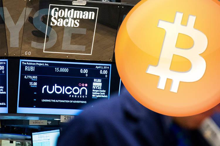 Goldman Sachs откроет первый торговый сервис по торговле биткоин-фьючерсами