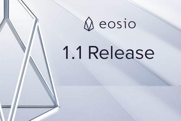 EOS выпускает EOSIO v1.1 для разработки более масштабируемой инфраструктуры
