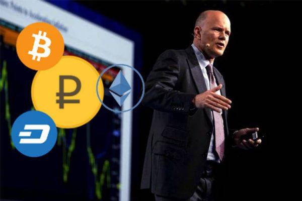 CEO Galaxy Digital Майк Новограц: криптовалюты достигли своего дна
