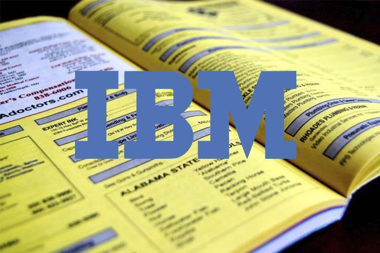 IBM создает децентрализованные «желтые страницы» для проектов Blockchain